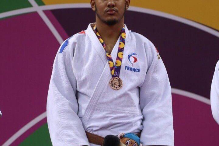 Mathias Anglionin Festival Olympique de la Jeunesse Européenne