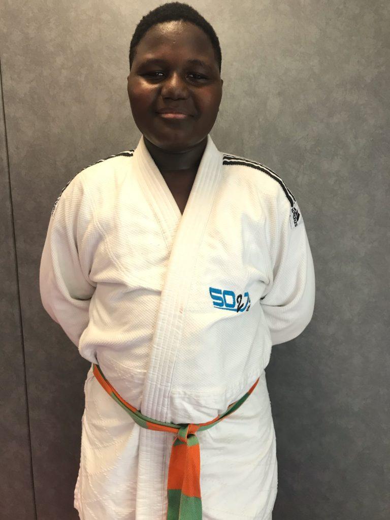 Kone Seikou athlète judoka SO2J