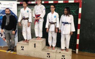 Championnat départemental 93 Minimes
