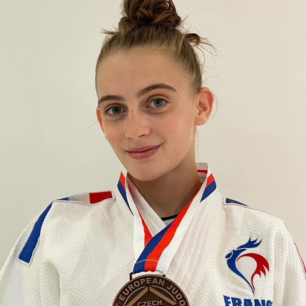 Alyssia Poulange judokate SO2J