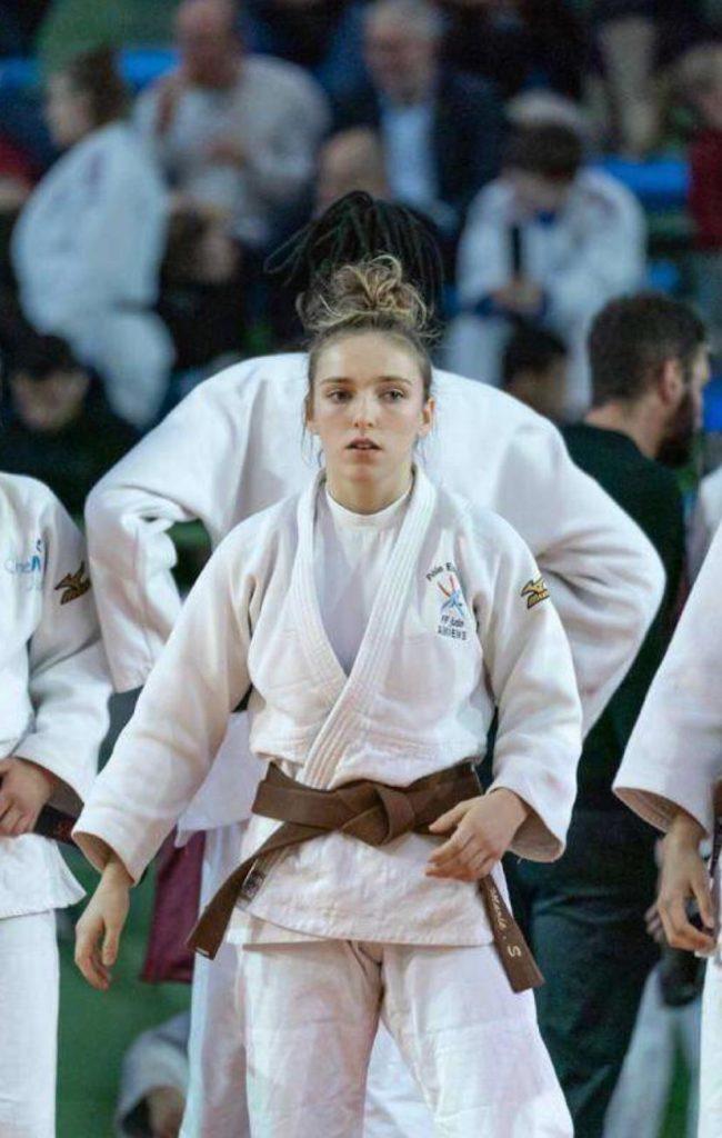 Marie Salomon judokate